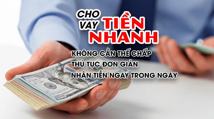 Vay tiền nhanh cần lưu ý gì ?